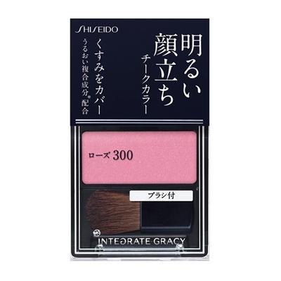 インテグレート グレイシィ チークカラー ローズ300 2g
