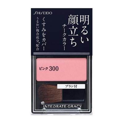 インテグレート グレイシィ チークカラー ピンク300 2g