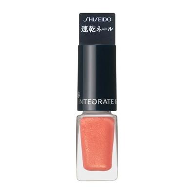 インテグレート グレイシィ ネールカラー オレンジ246 4mL