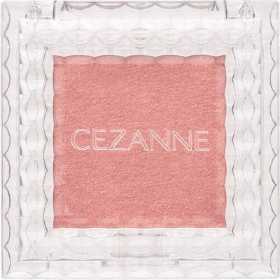 セザンヌ シングルカラーアイシャドウ 08ゴールドピンク