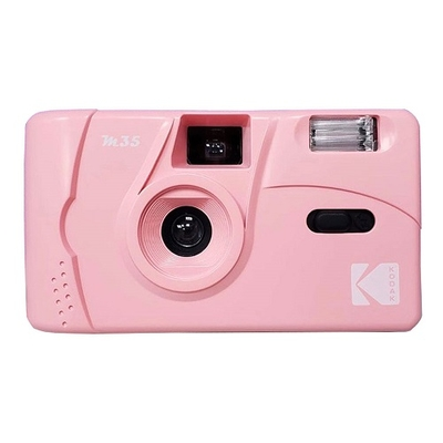 KODAK(コダック)M35 フィルムカメラ 海外限定色キャンディピンク