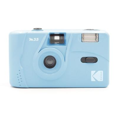 KODAK(コダック)M35 フィルムカメラ 海外限定色セルリアンブルー