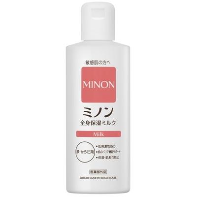 ミノン 全身保湿ミルク 200mL
