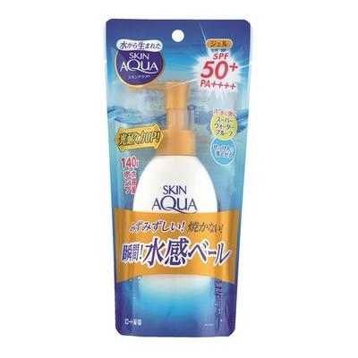 スキンアクア スーパーモイスチャージェル ポンプ  140g  【セール対象】