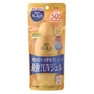 スキンアクア スーパーモイスチャージェルゴールド  110g  【セール対象】