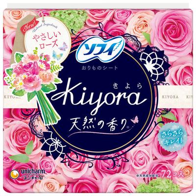 ソフィ Kiyoraやさしいローズ 72枚
