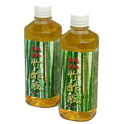 純粋 竹酢液