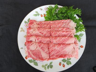 いわて牛極上すき焼き・焼き肉1.2kgセット