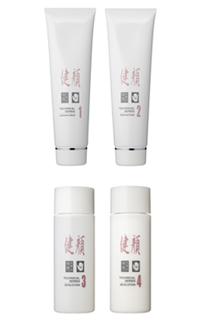 基礎化粧品4点セット