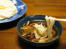 冷麦の牛つけ麺01
