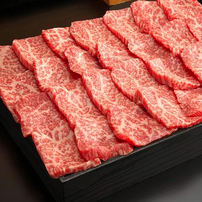 松阪牛モモ焼き肉用カット 500g