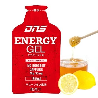 DNS エナジージェル ハニーレモン風味 41g×12個