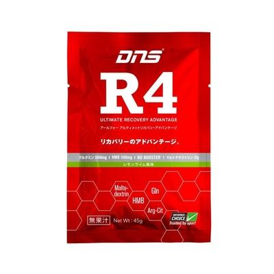 DNS R4 アールフォー アルティメット リカバリー アドバンテージ シングルパック 1回分 レモンライム風味 45g