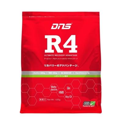 DNS R4 アールフォー アルティメット リカバリー アドバンテージ レモンライム風味 630g