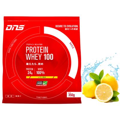 DNS プロテイン ホエイ100 レモン風味 350g