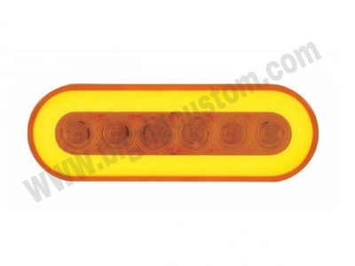 小判型LEDウインカーランプ