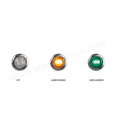 2アプリケーションボタンマーカー(オレンジ&グリーン)