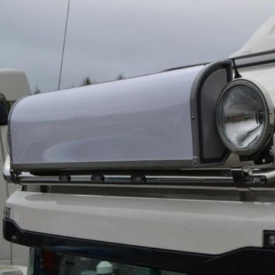 LEDヘッドボードフロントサイン