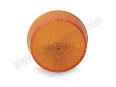 USA2インチ 丸型マーカー【ウエッジ】オレンジ