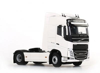 Volvo FH4 Globetrotter 4x2 White Prime Mover