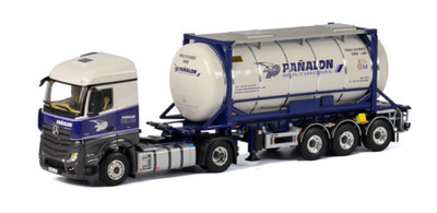 Panalon Multimodal SA - Mercedes Benz Actros Streamspace