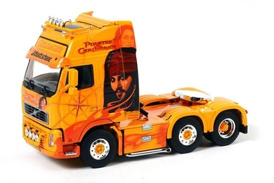 "Guldager ""Pirates of the Caribbean"" - Volvo FH2 Globetrotter XL Tractor Cab only"