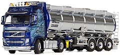 Ingo Dinges - Volvo FH3 Globetrotter XL / 3-Axle Liquid Tanker