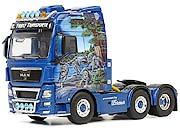Tirolf Transport Show Truck MAN TGX XXL 6x2 Tractor