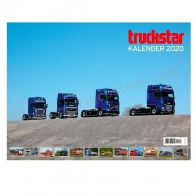 トラックスター2020カレンダー