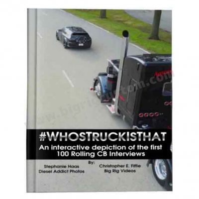 Whose Truck Is That - Photo Book