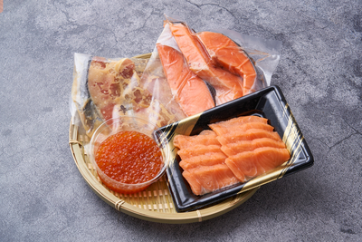 鮭づくしセット