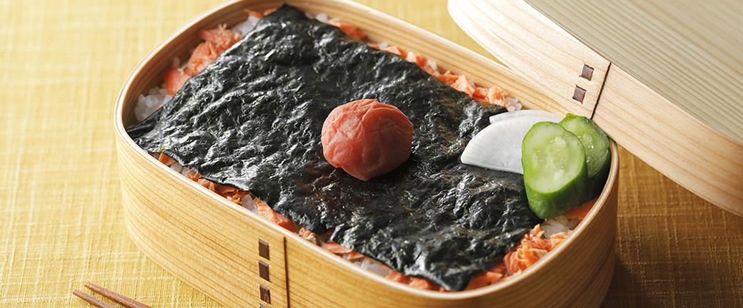 のり弁をおいしく作るなら、ホッカンの海苔がおすすめ