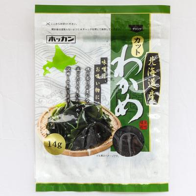 北海道産カットわかめ 14g