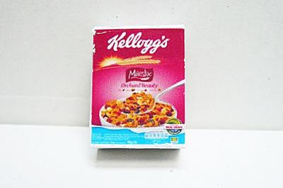 【激安・ミニチュア・ネコポス便】Kelloggs ケロッグ(ミニチュア雑貨、ミニチュアフード、コレクション)