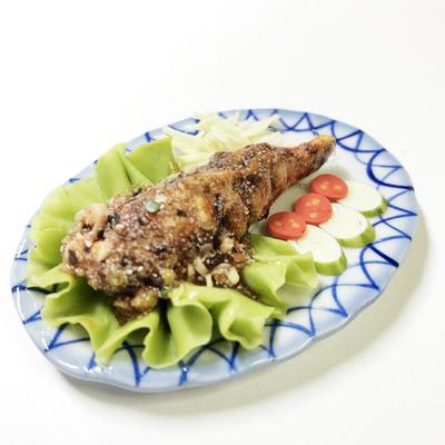 タイ料理 特大皿001
