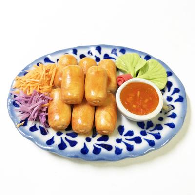 タイ料理 特大皿004