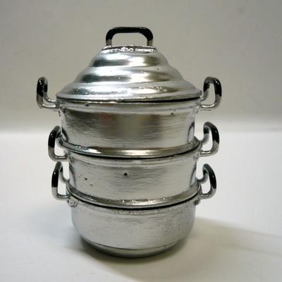スン タイ式蒸し器