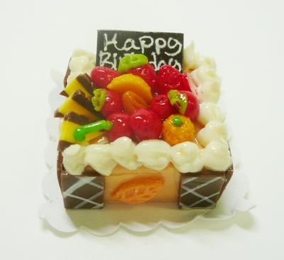 スクウェア型 ケーキ003