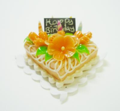 スクウェア型 ケーキ004