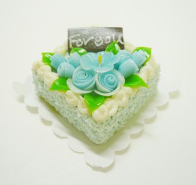 スクウェア型 ケーキ005