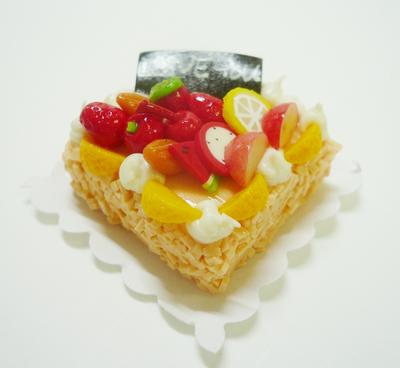 スクウェア型 ケーキ006