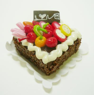 スクウェア型 ケーキ007