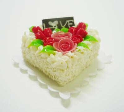 スクウェア型 ケーキ008