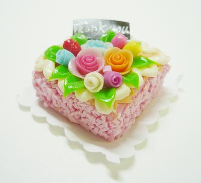 スクウェア型 ケーキ010