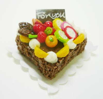 スクウェア型 ケーキ011