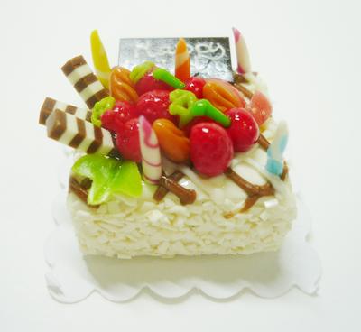 スクウェア型 ケーキ012