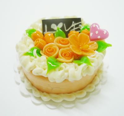 ラウンド型 ケーキ005