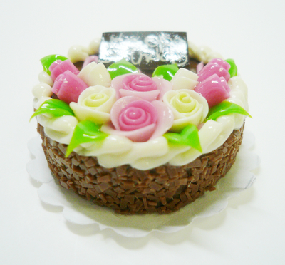 ラウンド型 ケーキ006
