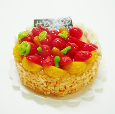 ラウンド型 ケーキ007