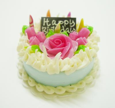ラウンド型 ケーキ008